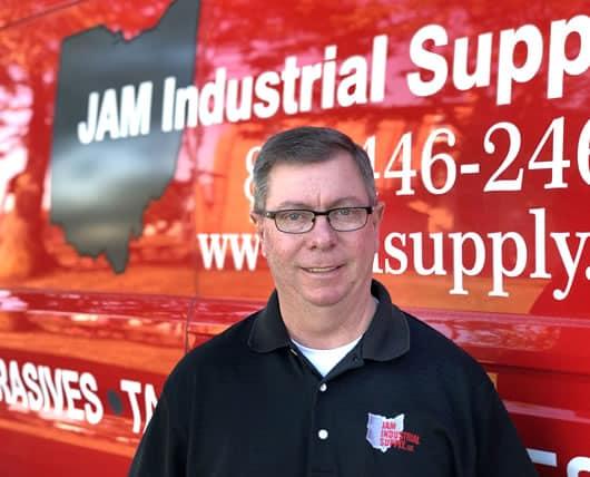 JP Majors - President, JAM Industrial Supply